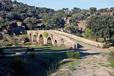 La ruta del Puente Mocho en la provincia de Salamanca