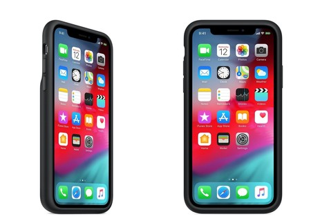 Las primeras pruebas muestran que la Smart Battery Case es compatible con el iPhone X
