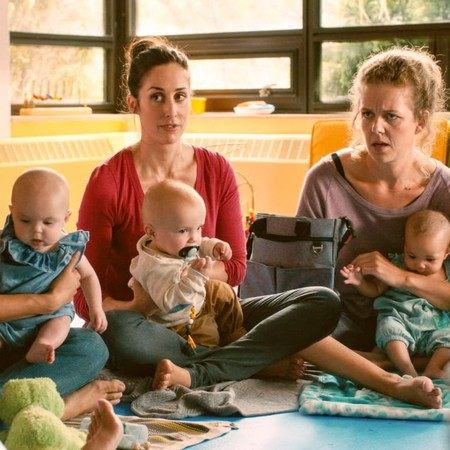 Workin Moms Cast