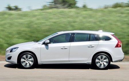 Volvo V60 Plug-in Hybrid, a la venta el próximo año