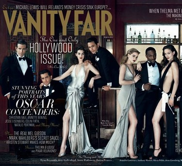 ¿Quiénes son las actrices de moda? El especial Hollywood de Vanity Fair