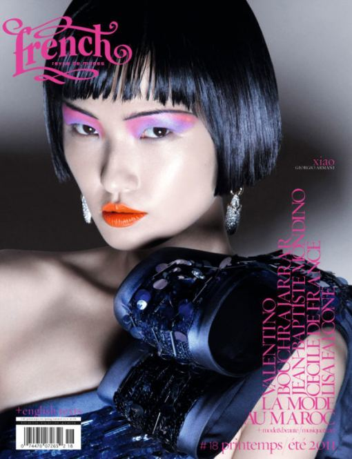 Foto de 14 portadas inspiradoras: la edición de French Revue Des Modes para primavera-verano (14/14)