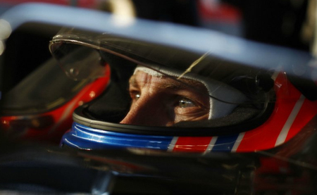 Jenson Button, McLaren y los motores Mercedes, los más rápidos en la primera sesión de entrenamientos libres