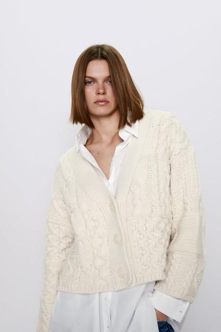 Cardigan Zara 2019 06