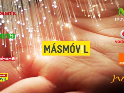 Así queda la oferta convergente con ADSL o fibra de MÁSMÓVIL frente a la de sus rivales