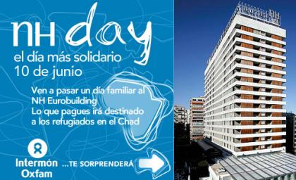NH Day, el día de la solidaridad