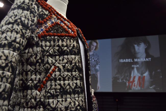 Foto de Isabel Marant para H&M, la colección en el showroom (39/41)
