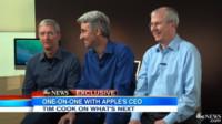 Tim Cook hablará en una entrevista para ABC, y ya podemos ver algunas de sus respuestas