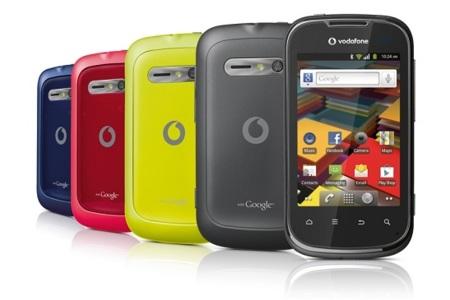 Vodafone lanza su renovado smartphone, el Vodafone Smart II