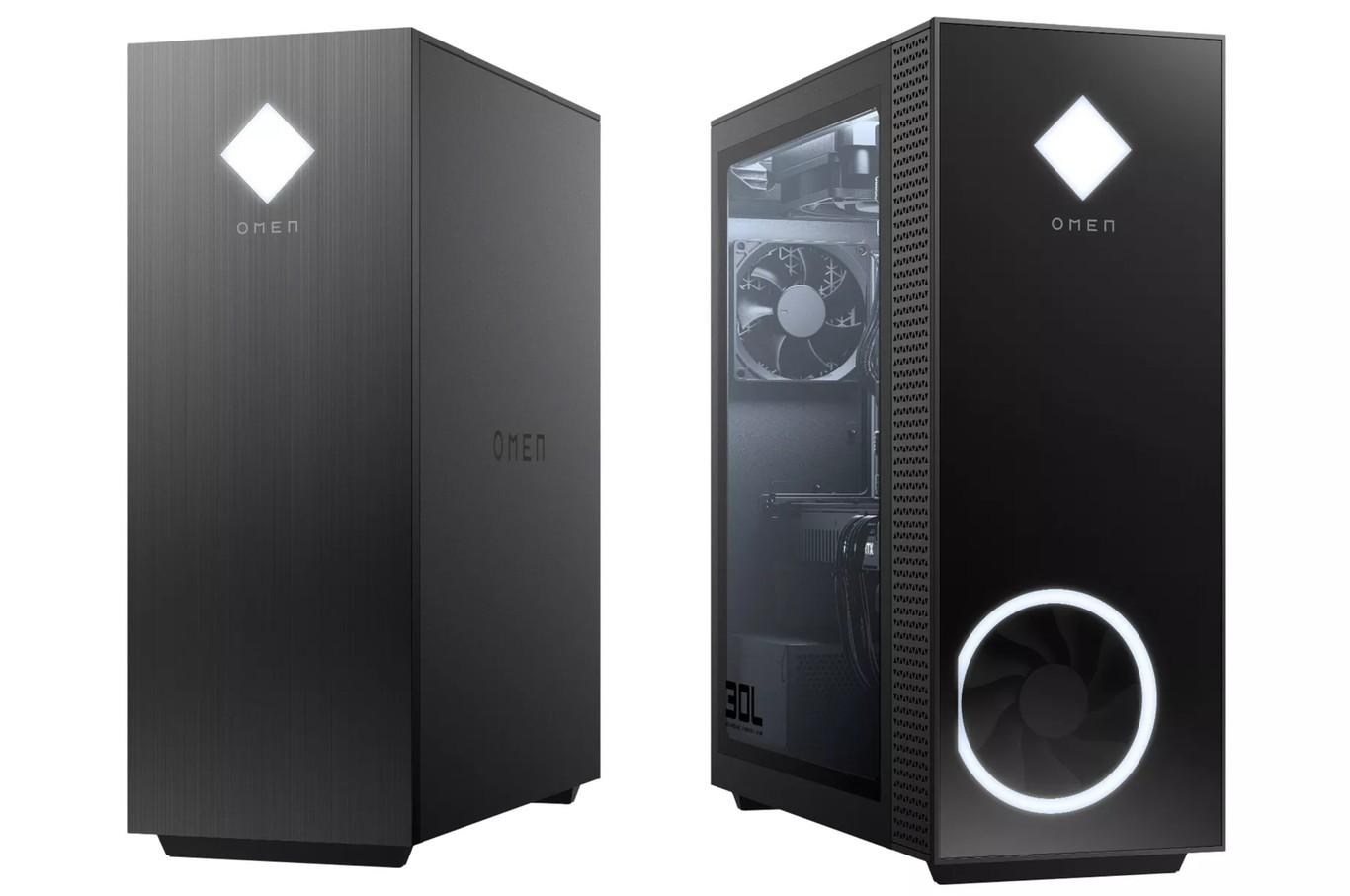 Sobremesa Gaming Omen by HP GT13-0005ns, i7, 32GB, 1TB SSD + 1TB HDD, GeForce RTX 2070 Super 8GB