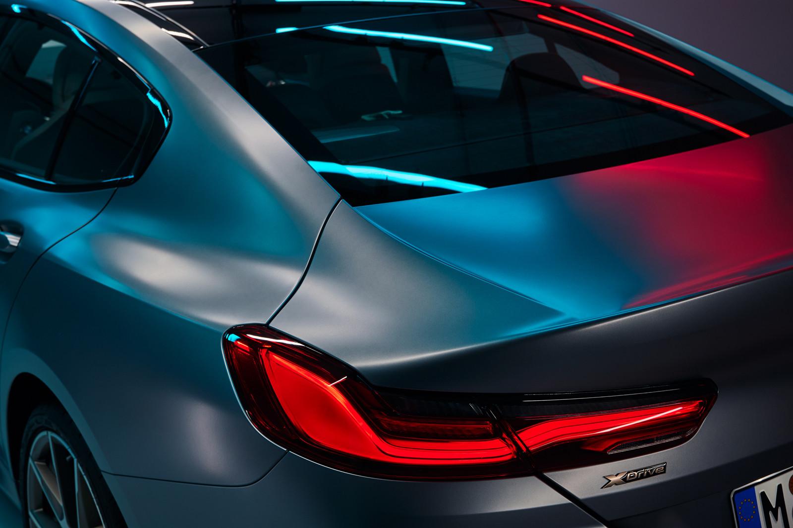 Foto de BMW Serie 8 Gran Coupé (presentación) (40/159)