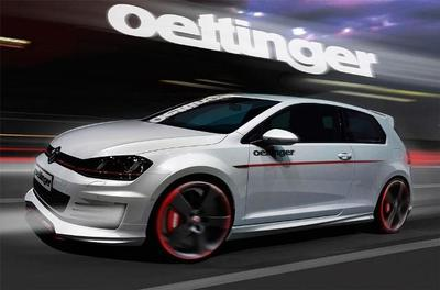 Volkswagen Golf GTI MK VII By Oettinger