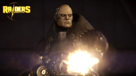 Conoce a los personajes de Raiders of the Broken Planet en un nuevo tráiler