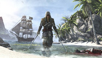 Assassin's Creed 4 Black Flag muestra sus combates y localizaciones en vídeo