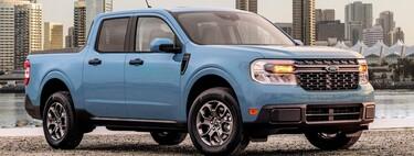 Ford Maverick: compacta, recreativa, útil, tecnológica y hasta más de 15 km/l gracias a la hibridación