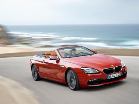BMW Serie 6 Convertible