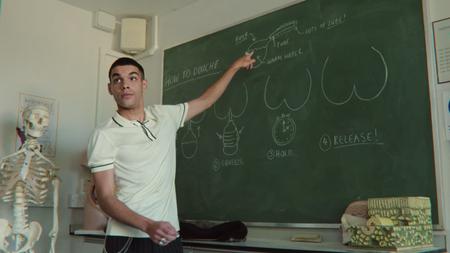 Sex Education Banos Anales