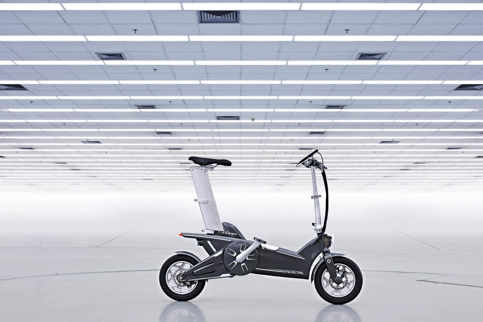 Foto de Ford Mode:Me y Mode:Pro, bicicletas eléctricas (9/16)