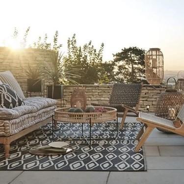 15 muebles que cambiarán el ambiente y la decoración de tu terraza