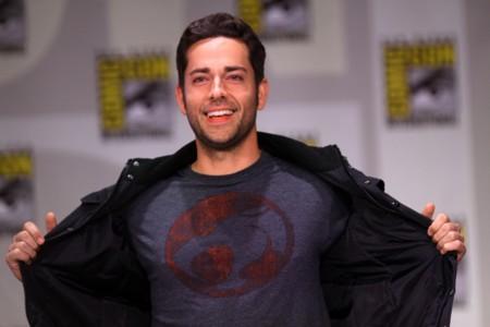 Zachary Levi ('Chuck') producirá 'Unidentified', la nueva serie de NBC