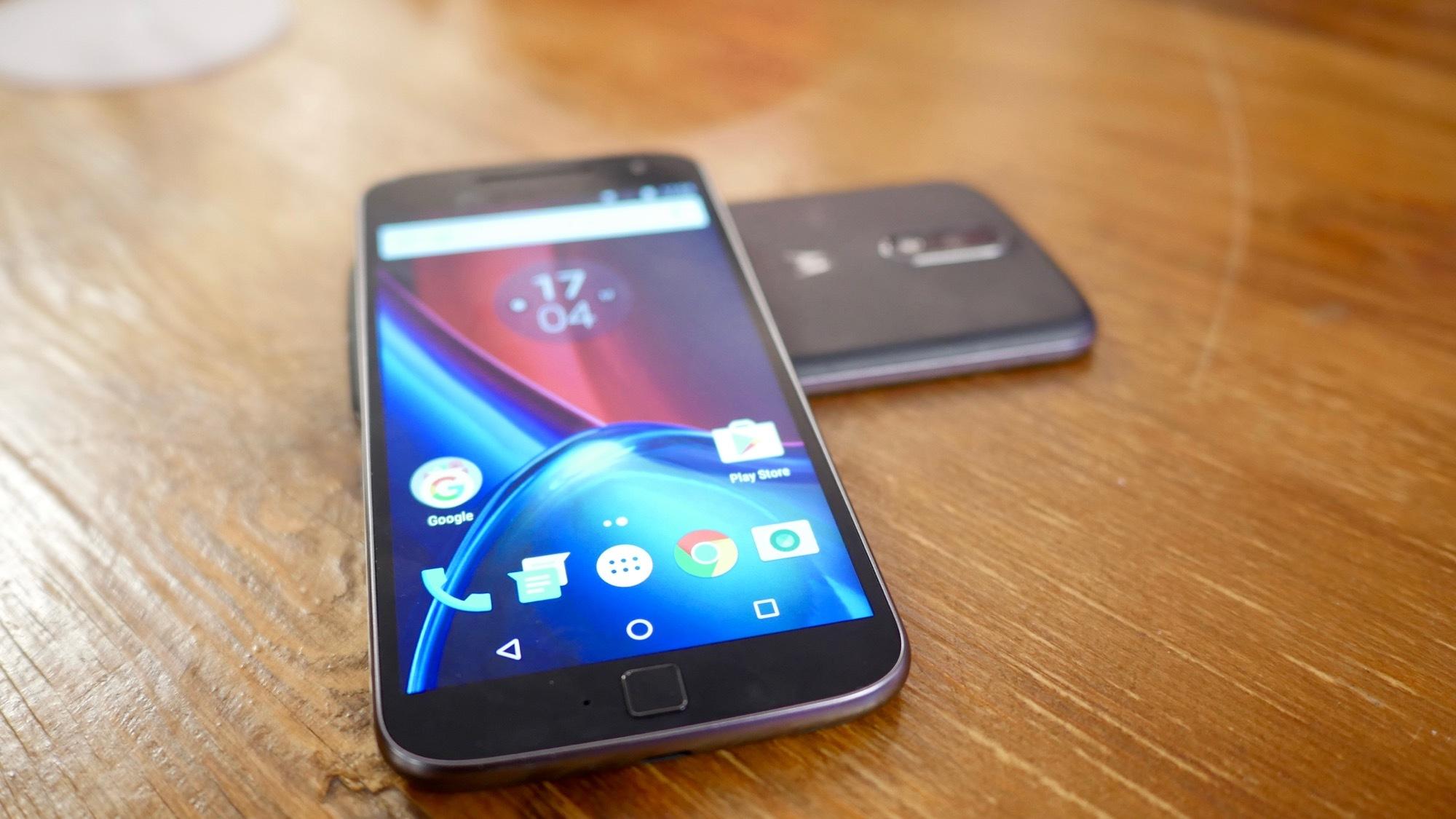 Foto de Motorola Moto G (4ª gen) y Moto G Plus (14/14)