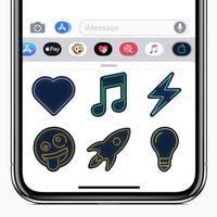 Los stickers de iMessage se guardan como PNG en macOS y así puedes recuperarlos