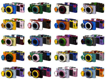 ColorWare le da color a la Leica D-Lux 6