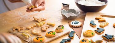 Galletas y otras recetas para celebrar Halloween en casa y en familia