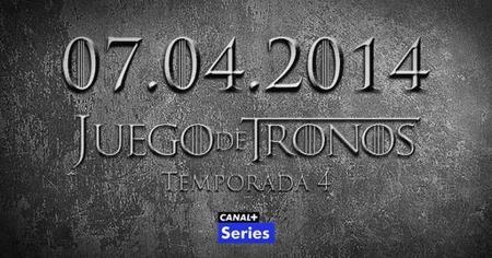 La cuarta temporada de \'Juego de Tronos\' se verá en Canal+ Series al ...