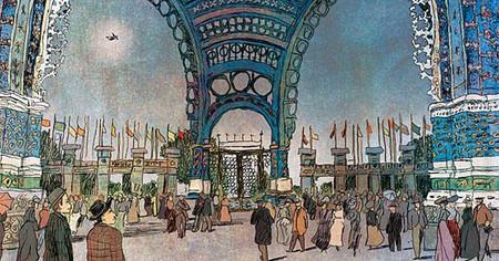 Animación e inmigración en el Palais de la Porte Dorée de París, otra manera de echar un vistazo a la historia