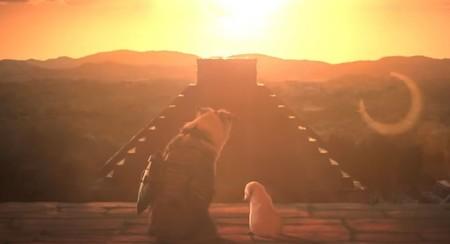 Shadow of the Tomb Raider celebra el Día nacional del perro con su tráiler más enternecedor