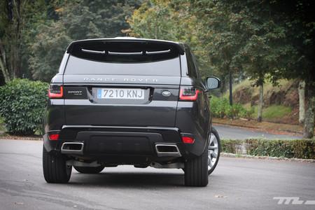 Range Rover Sport PHEV trasera