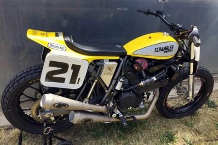 Ducati Scrambler Troy