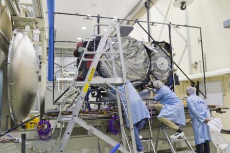 Galileo satélite apoyo