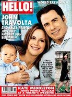 A John Travolta su hijo le sale bien rentable