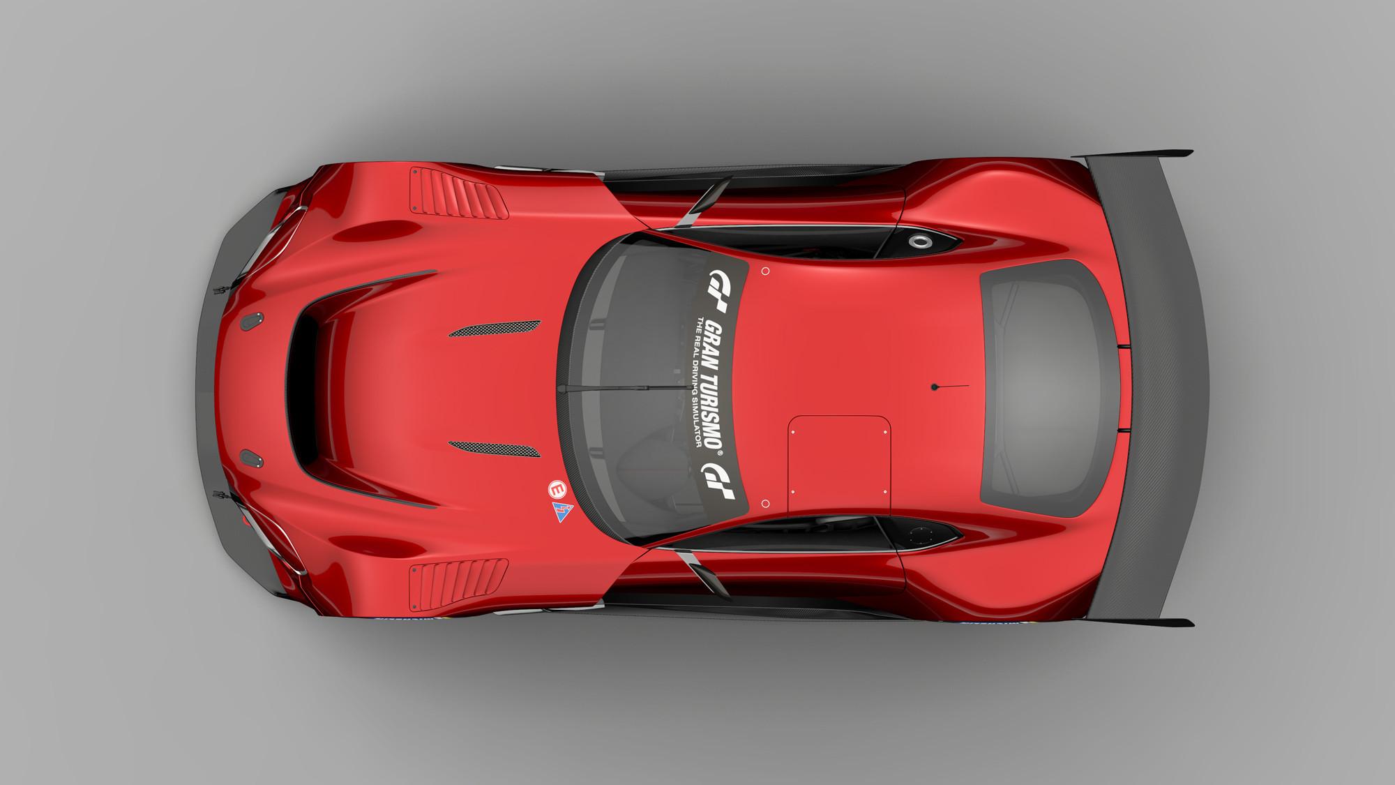 Foto de Mazda RX-Vision GT3 (8/24)