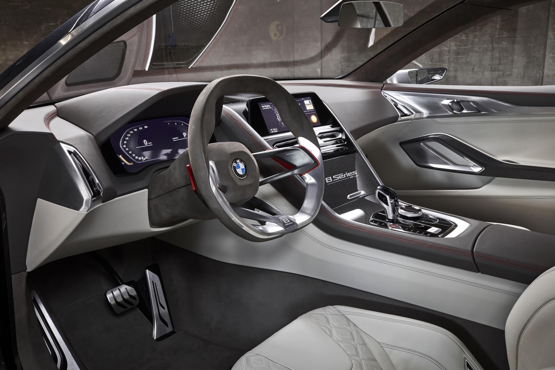 Foto de BMW Serie 8 concept car (2/5)