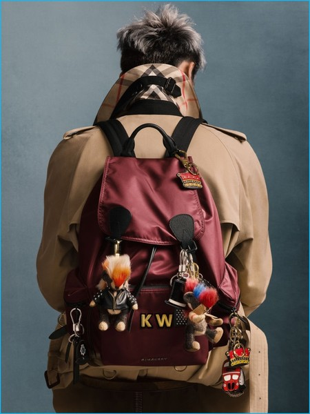 El backpack definitivo de la temporada lo firma y personaliza Burberry