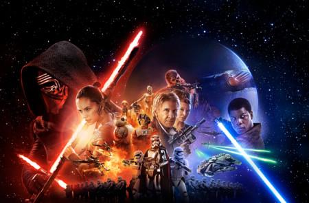 Banner de Star Wars 7