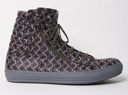 Zapatillas Alexander McQueen Chain Link High Top