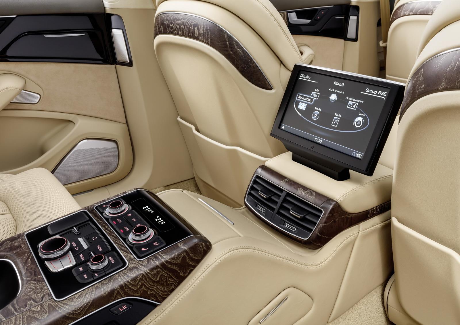 Foto de Audi A8 L Extended (11/11)