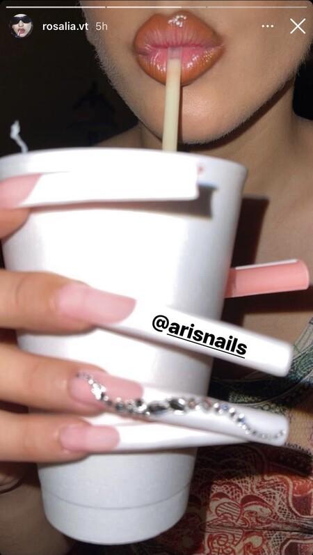 rosalia uñas