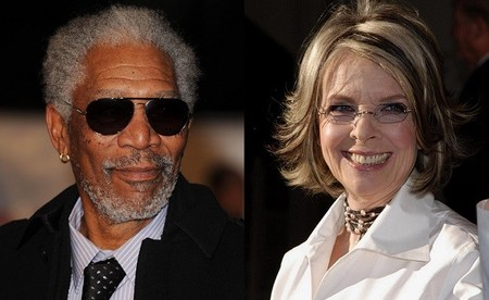 Morgan Freeman y Diane Keaton protagonizarán 'Life Itself' de Richard Loncraine