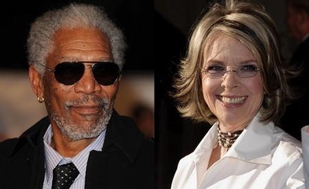 Morgan Freeman y Diane Keaton protagonizarán 'Life Itself' de Richard Loncraine