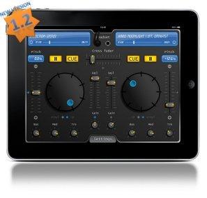 deejay para el iPad