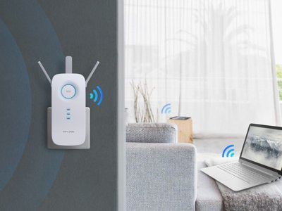 TP-LINK RE355, un extensor WiFi AC de hasta 1.200 Mbps