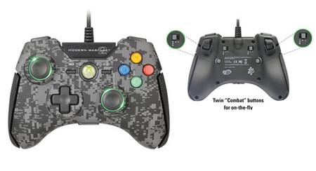 Modern Warfare 2 pad Xbox 360