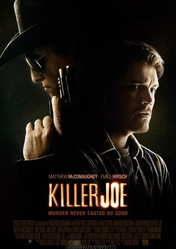 'Killer Joe' de William Friedkin, cartel