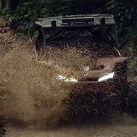 ¡Sorpresa! Lexus también apuesta por el hidrógeno con un inesperado ATV que lo utiliza como combustible