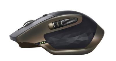 El nuevo ratón Logitech MX Master se une a la moda de un periférico para varios equipos a la vez